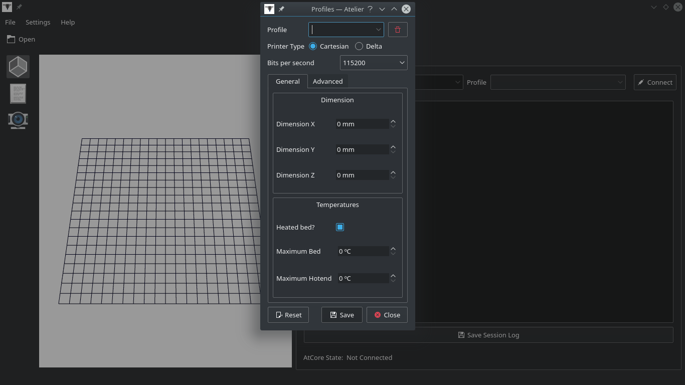 ⚙ D13319 Move Profile Dialog to Widgets