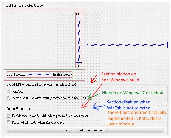 ❦ M109 Tablet config changes