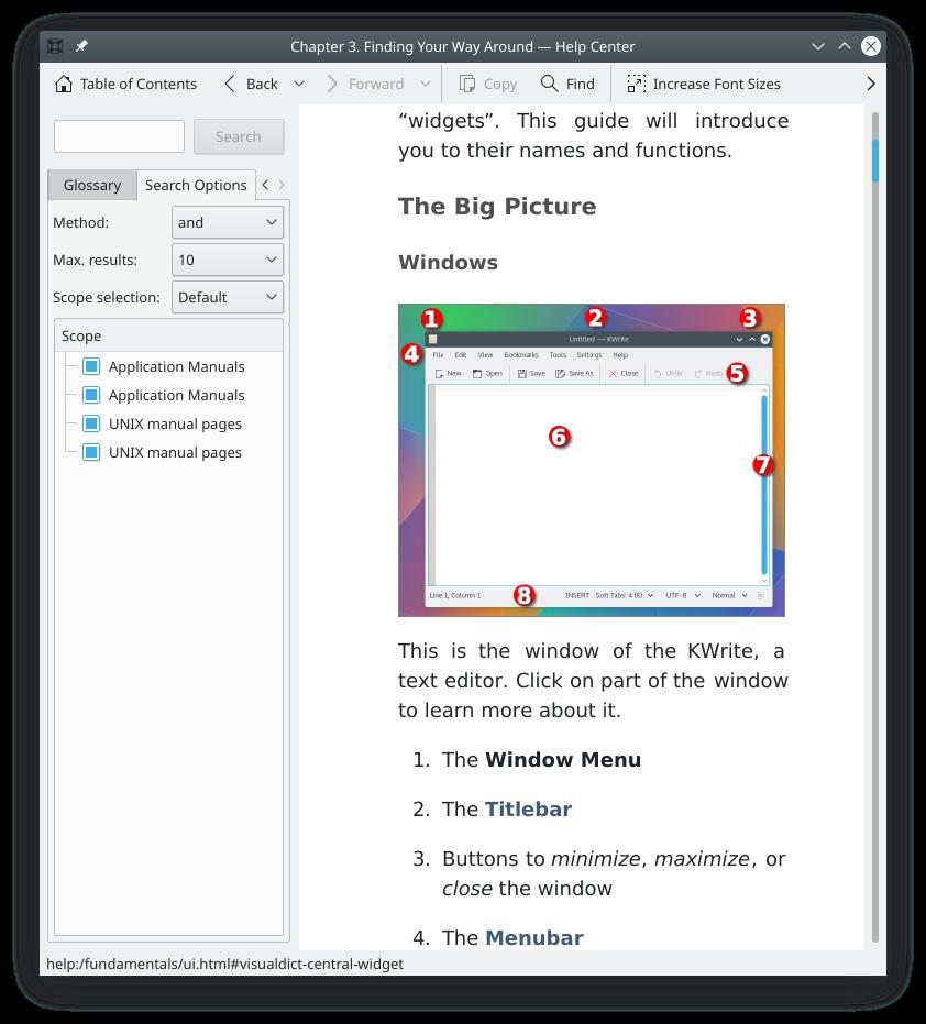 Подобренията при KDE Plasma продължават. Поправени са множество проблеми и са добавени още нови функции 15