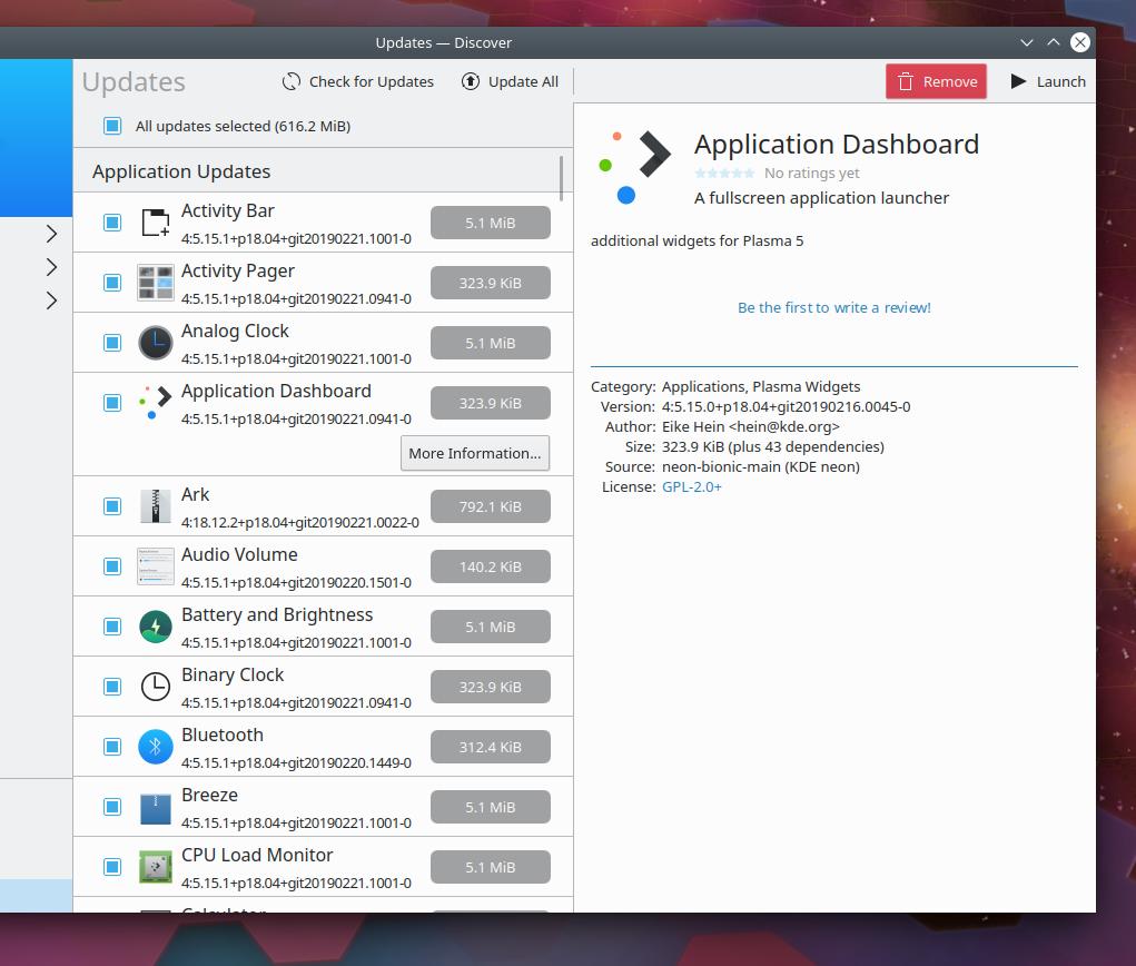 Поредната порция новости от KDE Plasma носи множество подобрения и нови функции 2